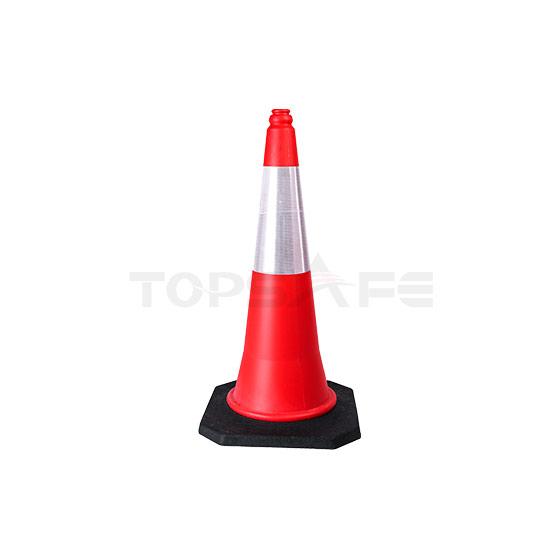 75cm PE Traffic cones