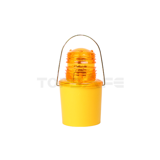 Road Warning Barricade Lights