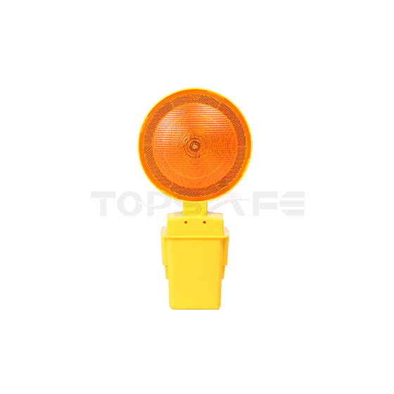 Road Safety Barricade Lights