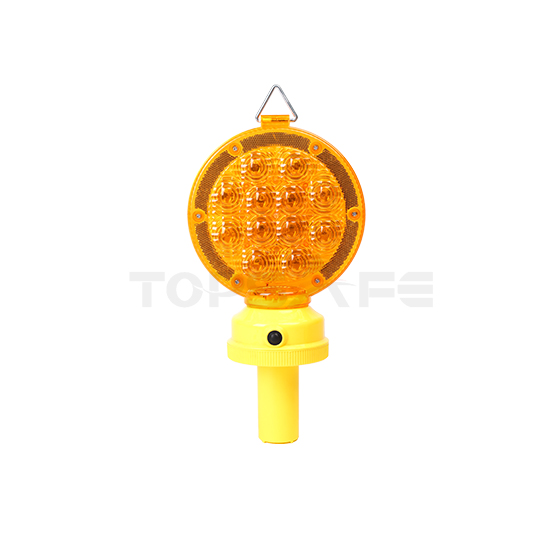 Single Side LED Barricade Light