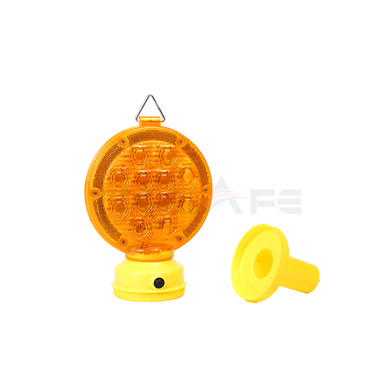 What are the monitoring devices for traffic lights