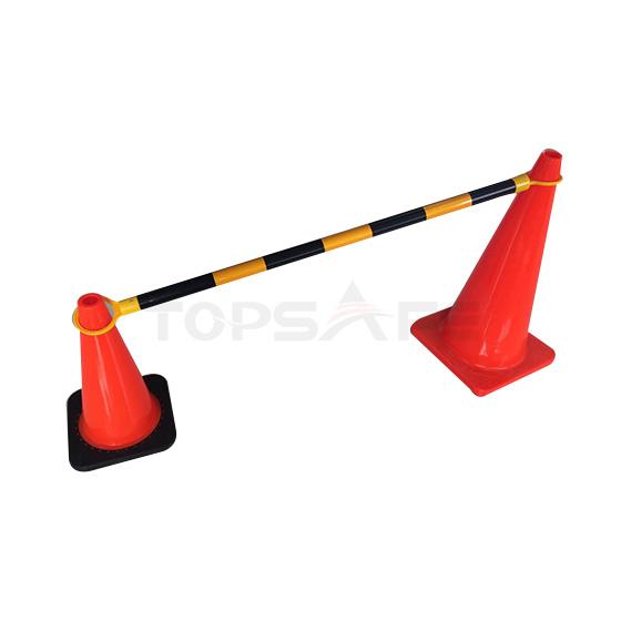 Yellow/Black Cone Bars